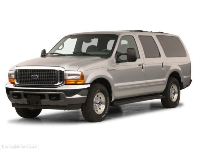 Photo 2000 Ford Excursion Limited SUV in Decatur, TX