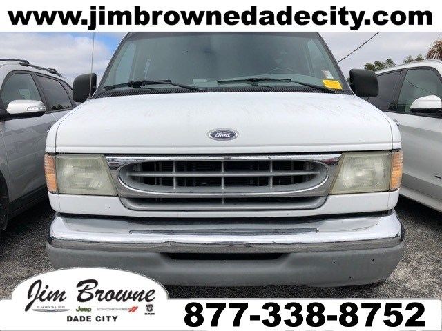 Photo 1999 Ford E-150 Commercial Cargo Van in Dade City