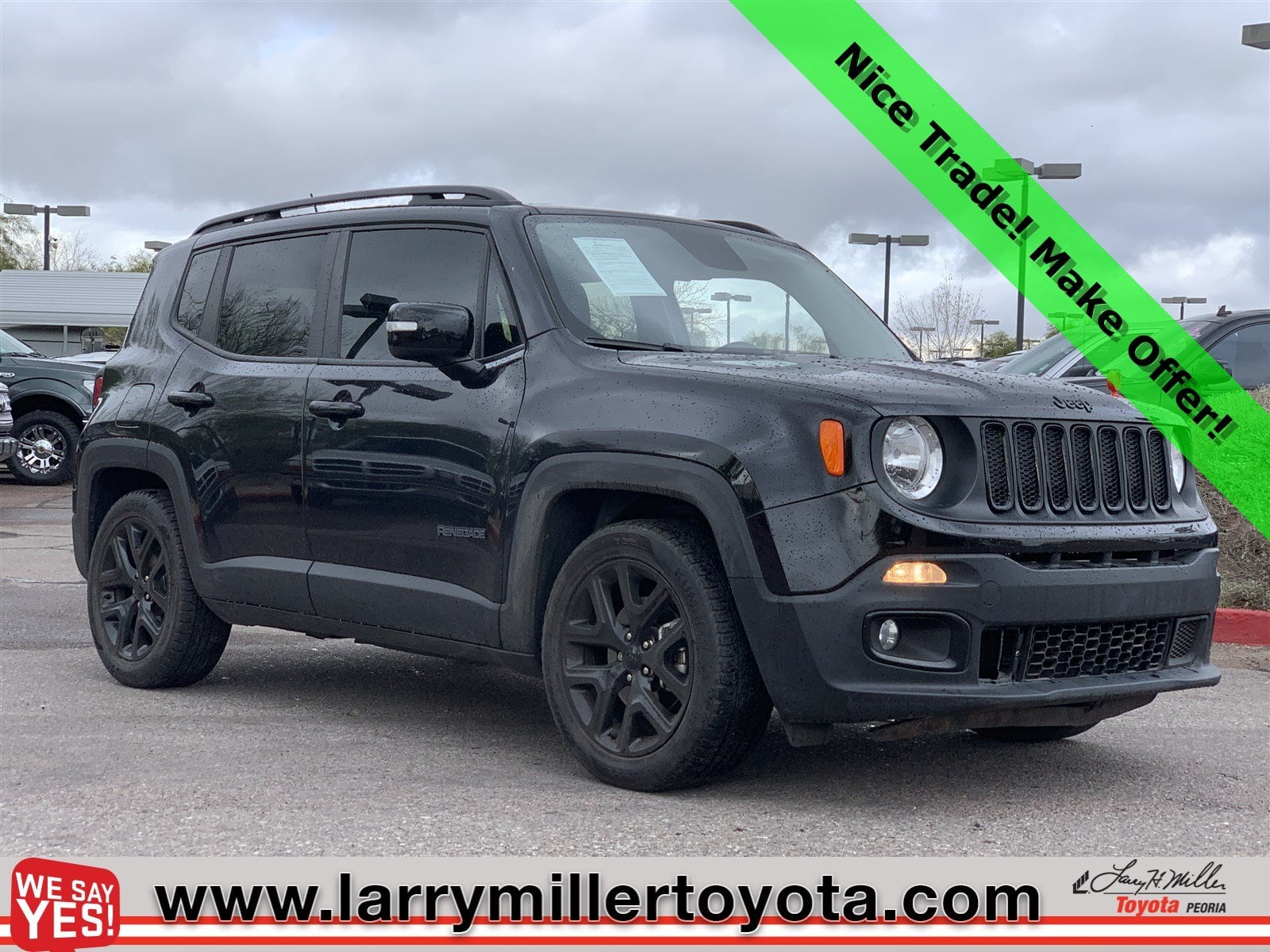 Jeep Renegade AZ For Sale - ZeMotor