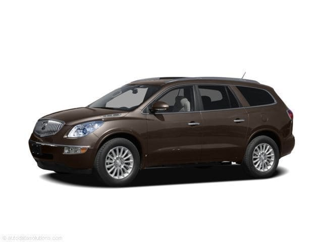 Photo 2008 Used Buick Enclave AWD 4dr CXL For Sale in Moline IL  Serving Quad Cities, Davenport, Rock Island or Bettendorf  S19640B