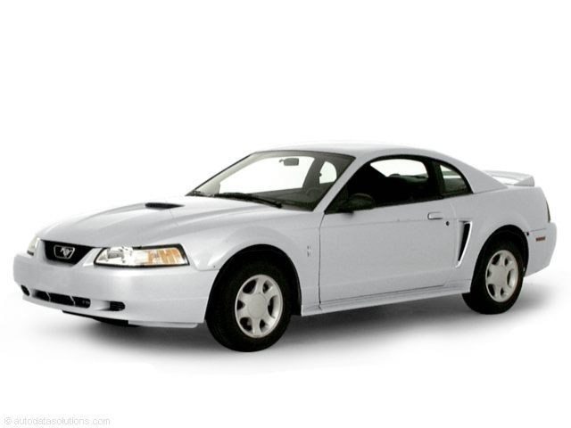 Photo Used 2000 Ford Mustang V6 For Sale Grapevine, TX