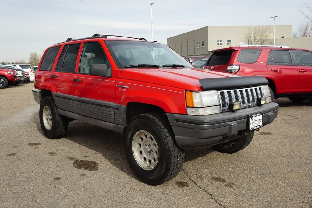 Photo Used 1995 Jeep Grand Cherokee SE SUV For Sale Fort Collins, CO