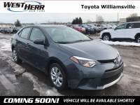 2014 Toyota Corolla LE Sedan For Sale - Serving Amherst