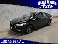 2017 Ford Fusion Sport ECOBOOST Sedan in Duncansville | Serving Altoona, Ebensburg, Huntingdon, and Hollidaysburg PA