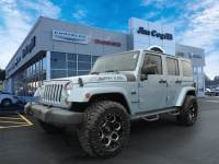 2012 Jeep Wrangler Unlimited Sahara SUV in Knoxville