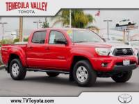 2015 Toyota Tacoma PreRunner V6 Truck Double Cab 4x2