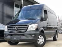 Pre-Owned 2017 Mercedes-Benz Sprinter 2500 Passenger 144 WB Passenger Van RWD