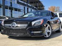 Certified Pre-Owned 2013 Mercedes-Benz SL-Class SL 550 2D Convertible RWD