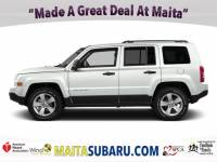 Used 2016 Jeep Patriot Sport Available in Sacramento CA