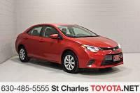 Certified Pre-Owned 2016 Toyota Corolla LE Sedan