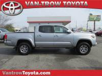 Used 2017 Toyota Tacoma SR5 Double Cab 5' Bed V6 4x4 AT