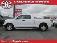 Used 2010 Toyota Tundra 2WD Double Cab Standard Bed 5.7L V8