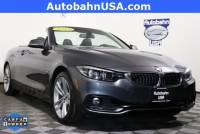 2018 BMW 4 Series 430i Xdrive Convertible in the Boston Area