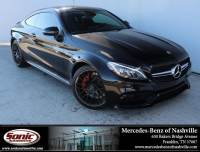 2018 Mercedes-Benz AMG C 63 AMG C 63 S Coupe in Franklin