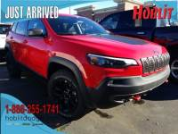 2019 Jeep Cherokee Trailhawk Elite 4x4 w/ Technology Group