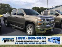 Certified Pre-Owned 2014 Chevrolet Silverado 1500 Crew Cab Standard Box 4-Wheel Drive LT w/1LT VIN 3GCUKREC2EG359470 Stock Number 1459470A