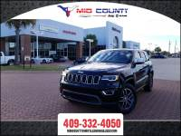 2017 Jeep Grand Cherokee Limited Limited 4x2