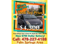 2006 Toyota Prius 45 Mpg