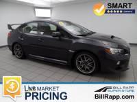 2017 Subaru WRX STI Limited w/Wing Sedan