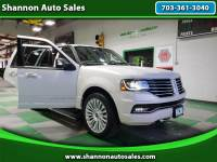2015 Lincoln Navigator Reserve 4WD