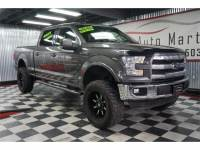 2016 Ford F-150 Lariat SuperCrew Lifted 4X4 *5.0L 385 H.P.* CALL!