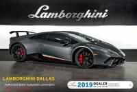 Used 2018 Lamborghini Huracan Performante For Sale Richardson,TX | Stock# LC571 VIN: ZHWUD4ZF0JLA09313