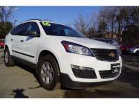 Used 2016 Chevrolet Traverse LS SUV for sale in Totowa NJ