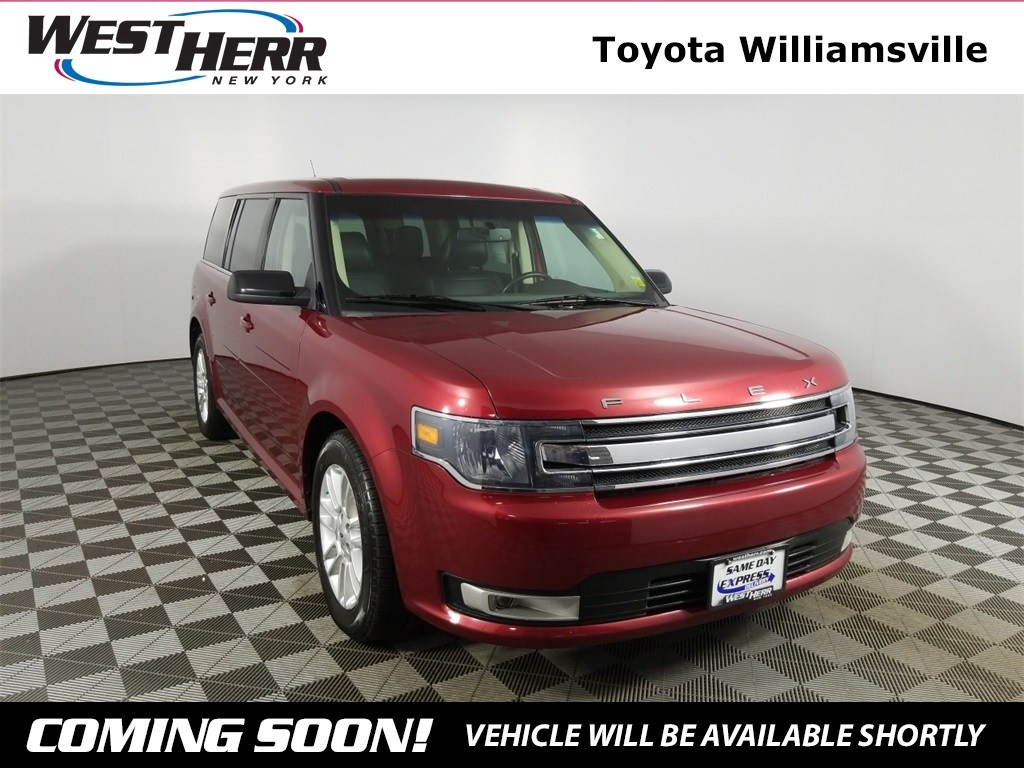 Photo 2014 Ford Flex SEL SUV For Sale - Serving Amherst