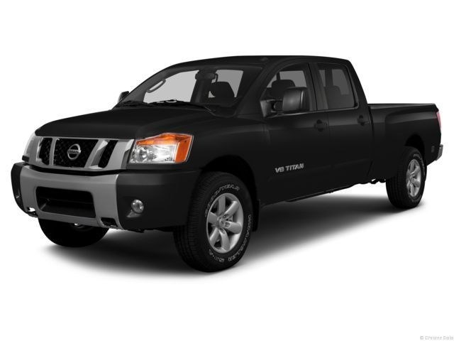Photo Used 2013 Nissan Titan SL in Ventura, CA