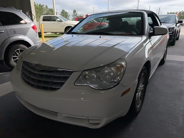 Photo 2009 Chrysler Sebring Touring Convertible Front-wheel Drive  near Orlando FL