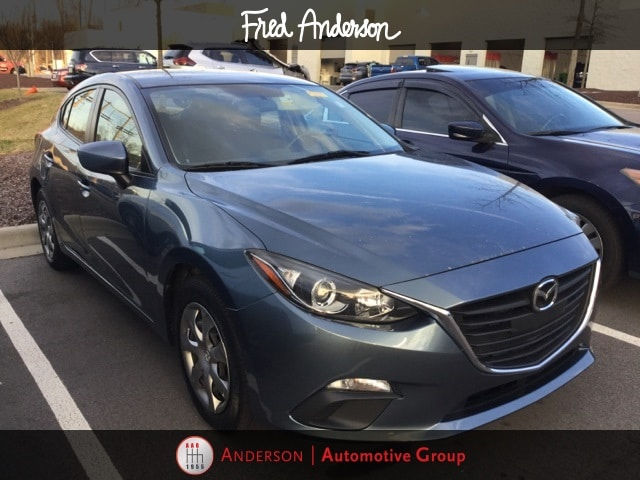 Photo Pre-Owned 2014 Mazda Mazda3 i Hatchback For Sale in Raleigh NC