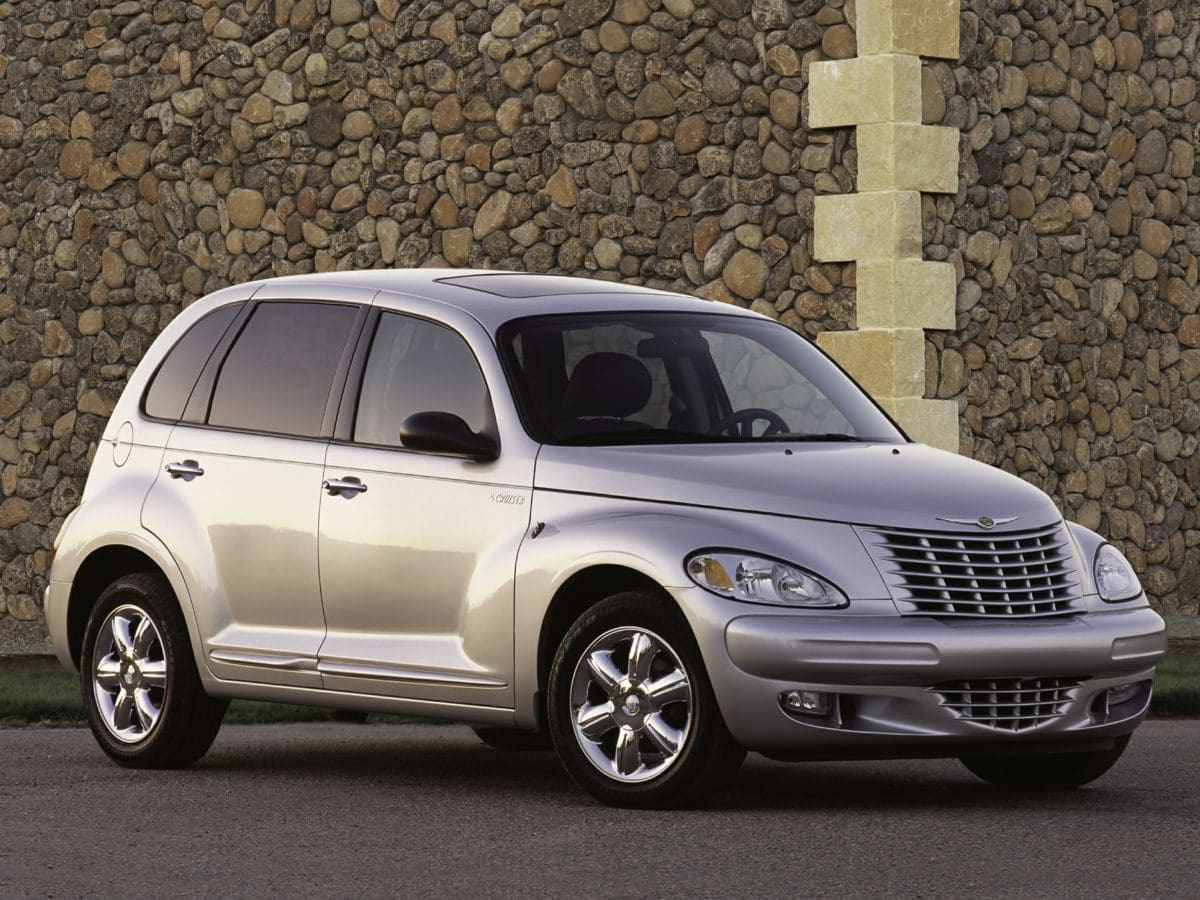 Photo 2003 Chrysler PT Cruiser Base SUV In Clermont, FL