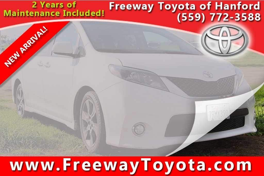 Photo 2015 Toyota Sienna Van Front-wheel Drive - Used Car Dealer Serving Fresno, Central Valley, CA