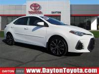 Certified 2018 Toyota Corolla SE Sedan FWD in South Brunswick, NJ
