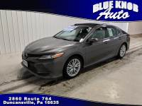 2018 Toyota Camry XLE Sedan in Duncansville | Serving Altoona, Ebensburg, Huntingdon, and Hollidaysburg PA