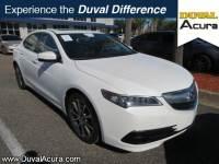 Used 2015 Acura TLX For Sale at Duval Acura | VIN: 19UUB2F34FA017588