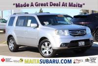 Used 2013 Honda Pilot Touring Available in Sacramento CA