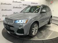 Certified Pre-Owned 2017 BMW X3 xDrive35i SAV For Sale Southampton, New York