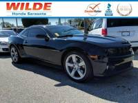 Pre-Owned 2011 Chevrolet Camaro 2SS 2dr Car