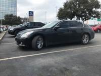 Used 2013 INFINITI G37 Journey Sedan For Sale San Antonio, TX