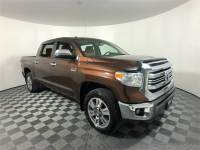 Certified Pre-Owned 2016 Toyota Tundra 1794 4D CrewMax 4WD