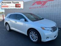 Pre-Owned 2011 Toyota Venza Base FWD Crossover Front-wheel Drive in Avondale, AZ