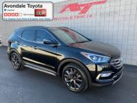 Pre-Owned 2017 Hyundai Santa Fe Sport 2.0L Turbo SUV Front-wheel Drive in Avondale, AZ