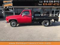 1986 Chevrolet C30 Dually