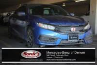 Pre-Owned 2018 Honda Civic LX Coupe in Denver