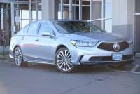 Certified Pre-Owned 2018 Acura RLX w/Technology Package Sedan For Sale in Fairfield, CA