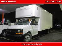 2014 Chevrolet Express G3500 17' BOX TRUCK DRW W/ ATTIC