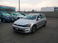 2016 Volkswagen e-Golf SEL Premium Automatic Long Beach, CA