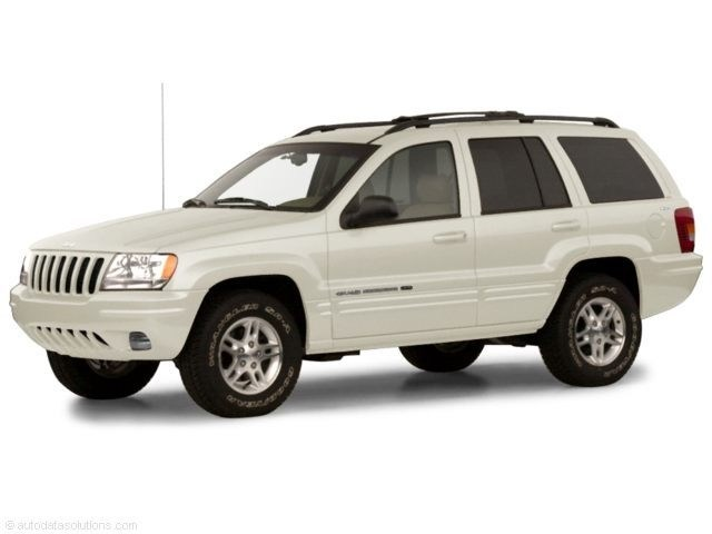 Photo 2000 Jeep Grand Cherokee Limited 4WD