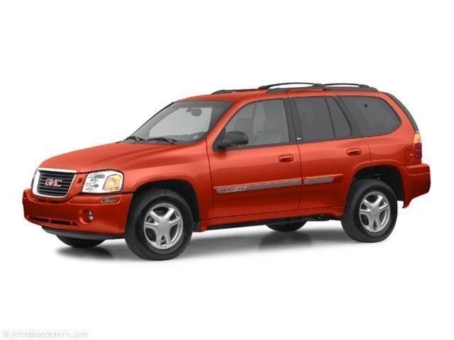 Photo 2002 GMC Envoy SUV